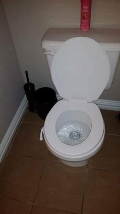 Restaraunt Bathroom Installation