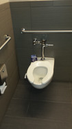 Image of Installastion in Public Restroom