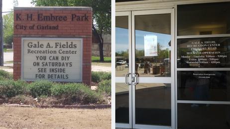 Gale A. Fields Recreation Center