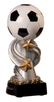 Soccer Resin