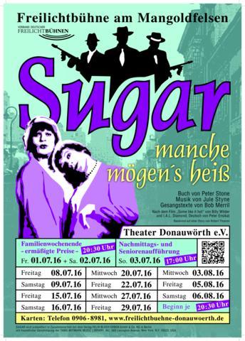 Sugar - manche mögen´s heiß