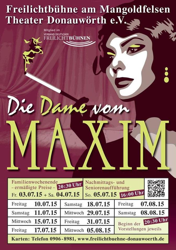 Die Dame vom Maxim
