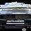 Thumbnail: Premium защита радиатора Outlander 2012-2015 Хром.