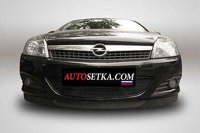 Защита радиатора Opel Astra GTC (2009-2014)