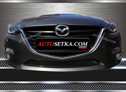 Premium защита радиатора Mazda 3