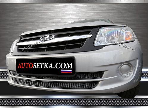 Premium защита радиатора Lada Granta Sedan (2011-)