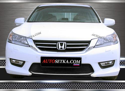 Premium защита радиатора Honda Accord 2012-