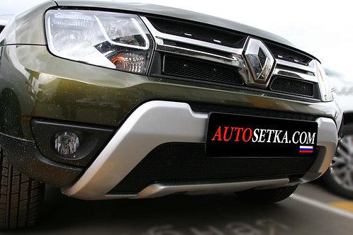 Premium защита радиатора Renault Duster Privilege