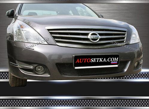 Premium защита радиатора Nissan Teana (2011-2014)