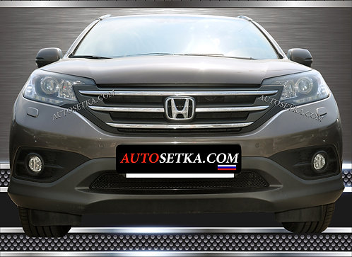 Premium защита радиатора Honda CR-V 2.0