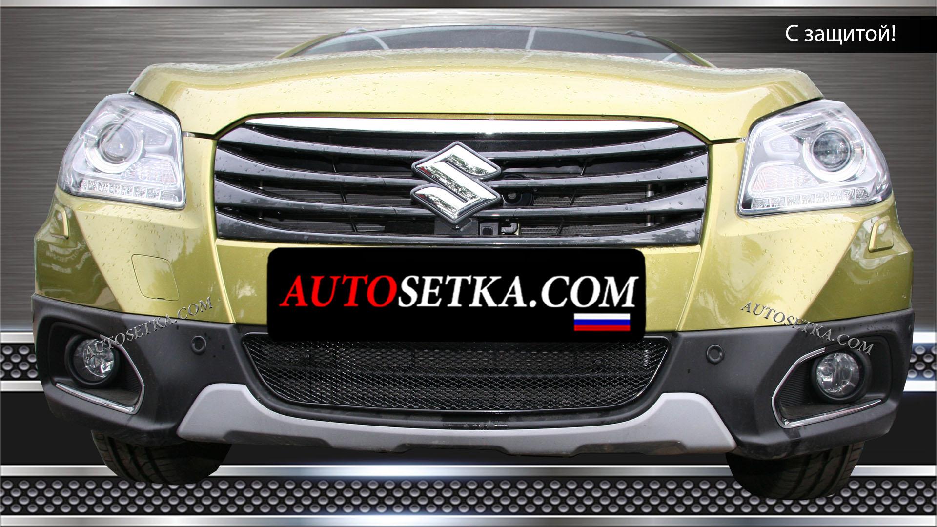 Suzuki SX4 New (2013-)
