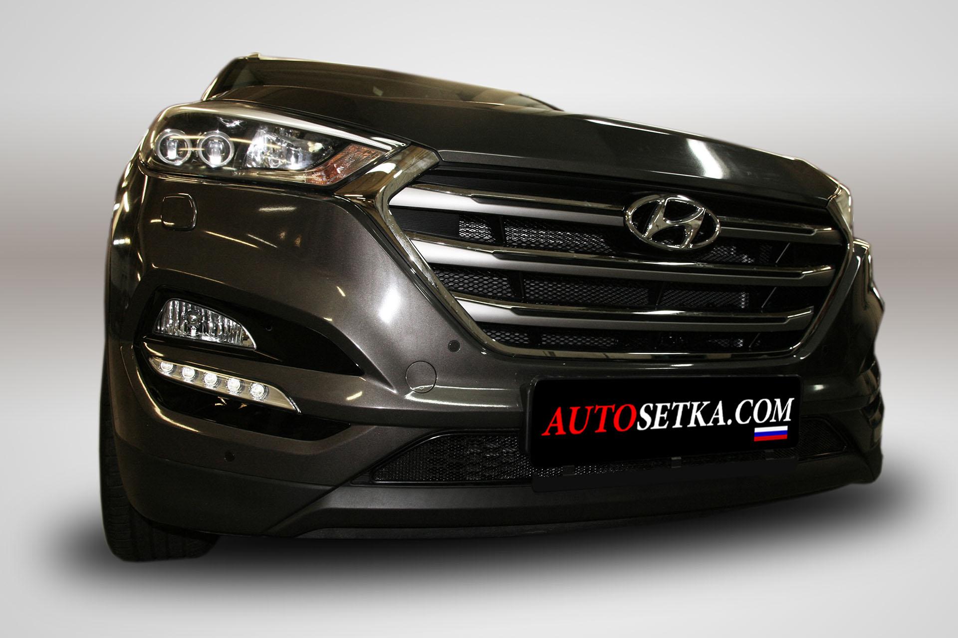 Hyundai Tucson (2015-)