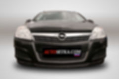 Защита радиатора Opel Astra H (2004-2014)