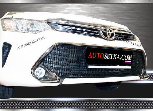 Premium защита радиатора Toyota Camry 2015-
