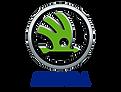 Защита радиатора на автомобили Skoda