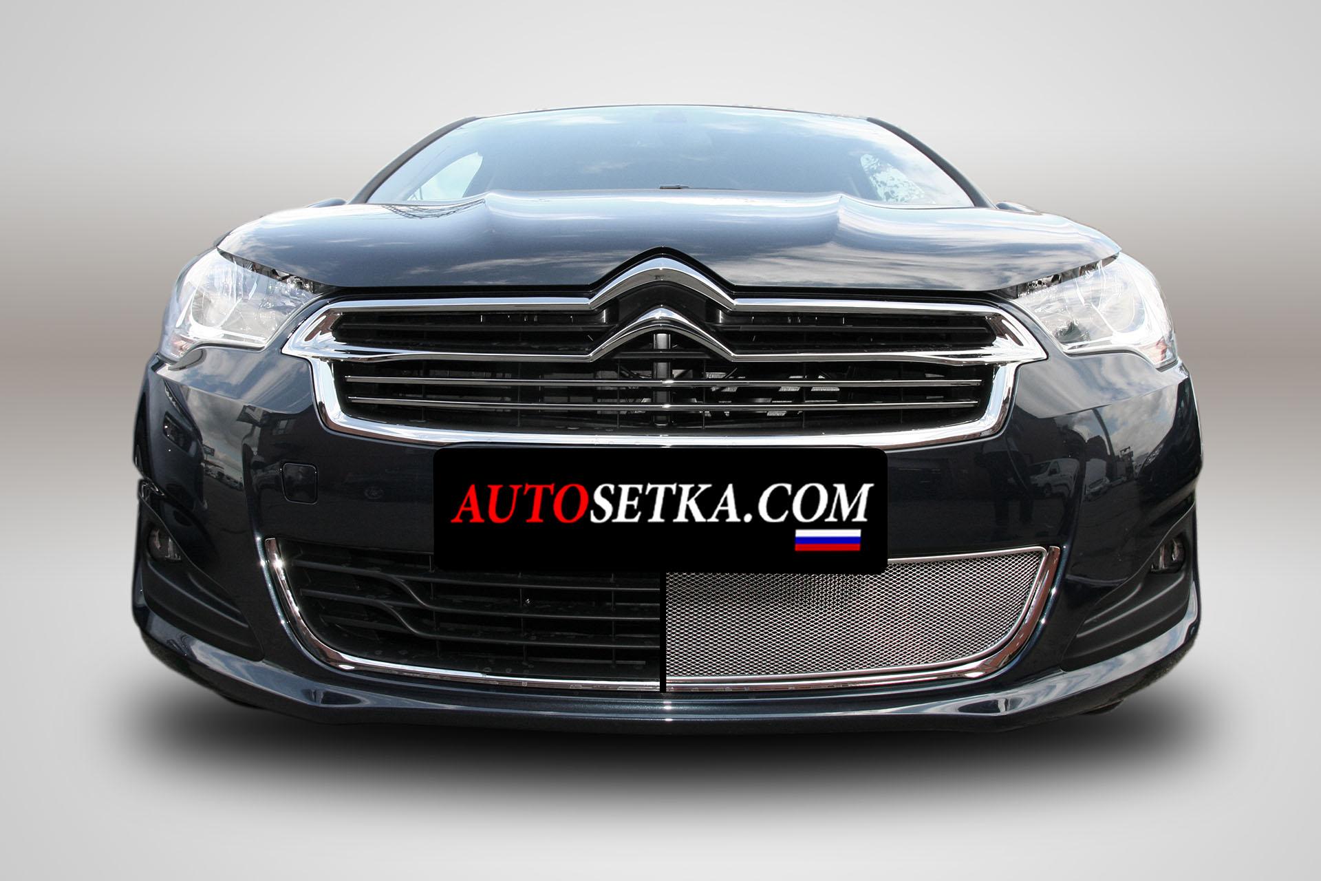 Citroen С4 (2013-) без парктроников