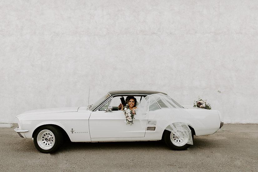 1967 Ford Mustang Vinyl Top