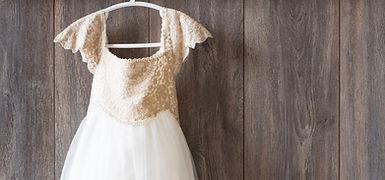 Hængende kjole