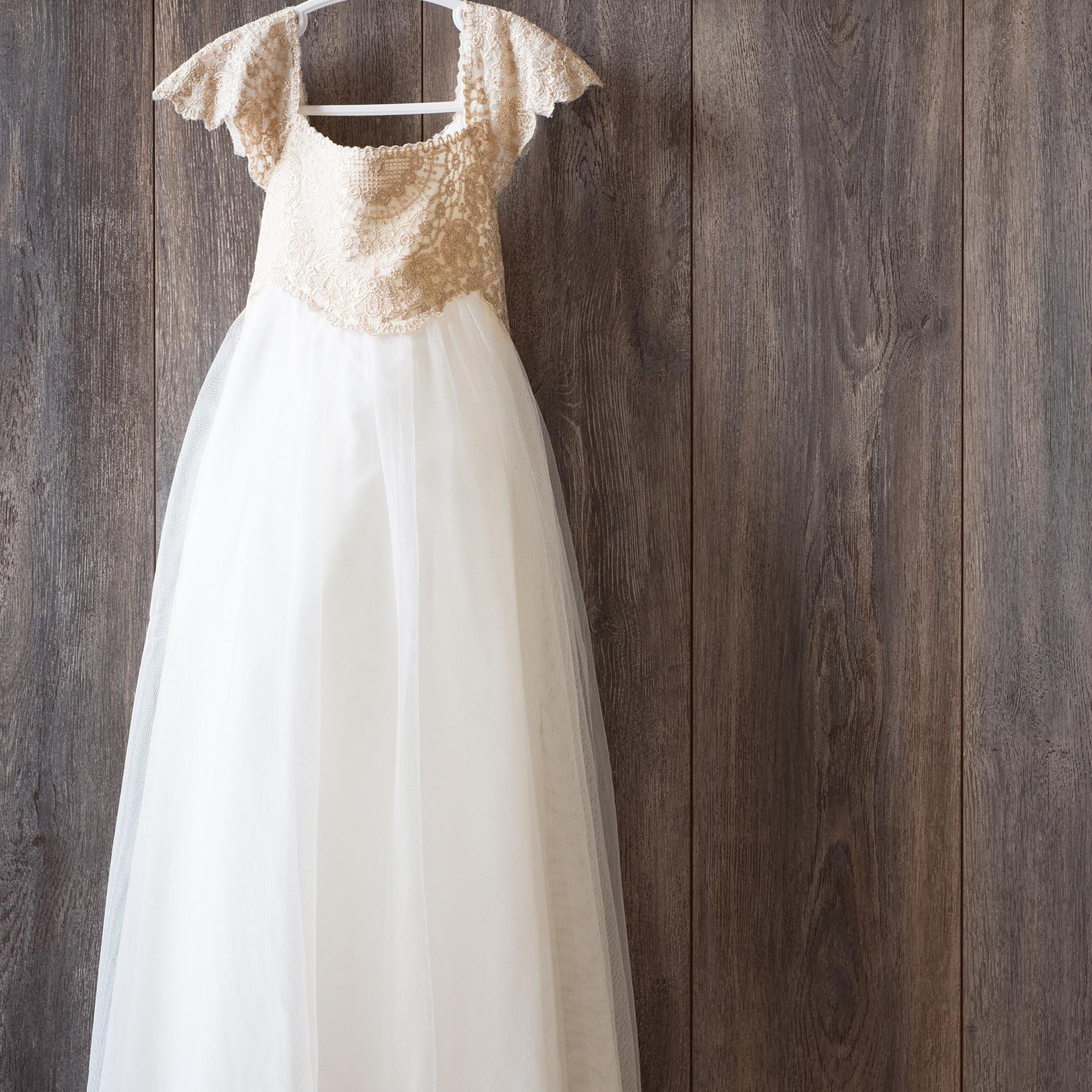 hängen Kleid