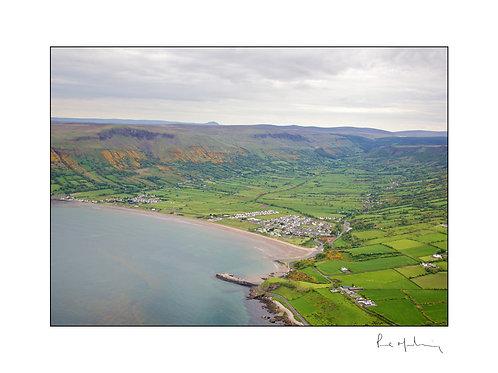 Waterfoot & Glens of Antrim Co Antrim