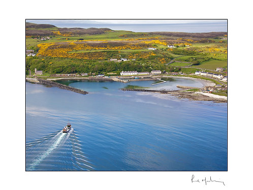 Rathlin Island & ferry Co Antrim