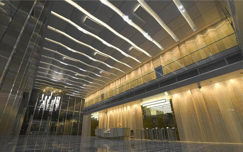 S4 Hook On Ceiling - Bank Danamon HQ Jak