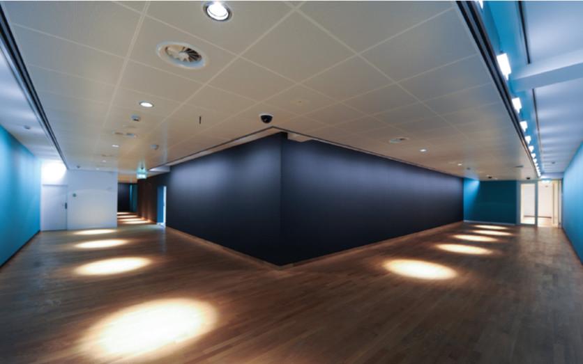 S1 Clip in tiles ceilings - Van Gogh Mus
