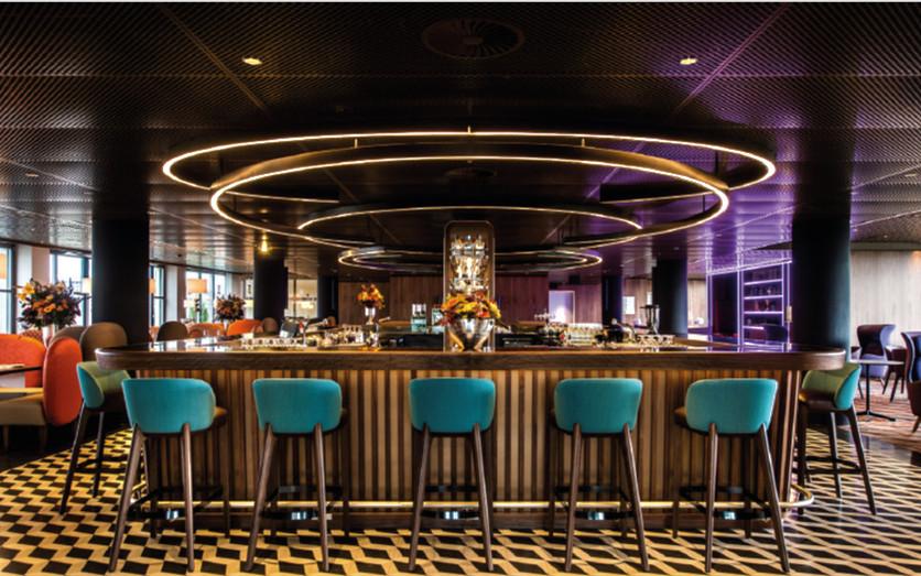 Loop Ceiling - Restaurant George 2.jpg