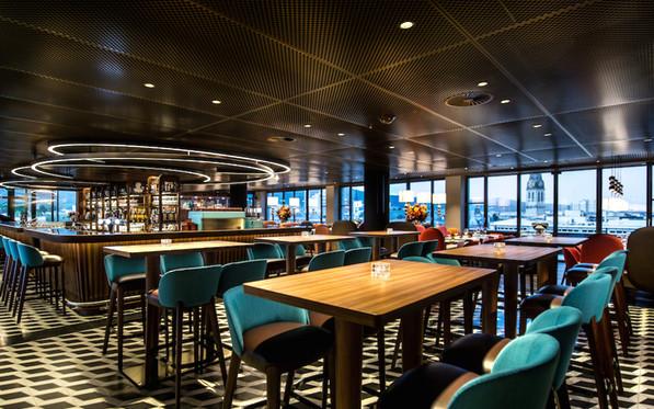 Loop Ceiling - Restaurant George.jpg