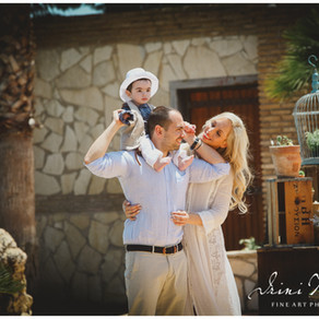 Bird Cage Theme Baptism