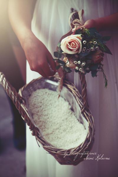 wedding in  Pyrgos Petreza