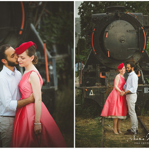 A pre-wedding Fairytale