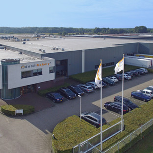 Dutch Bakery Tilburg, 14.000 m2  industrial and offices