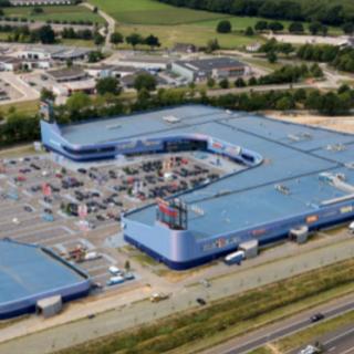 Retailpark, Roermond, 35.400 m2 retail