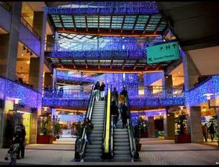 Shopping Center, Albacete, Spain, 45.000 m2 retail