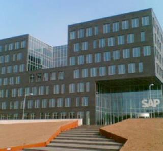 SAP building, Amerikastraat Den Bosch, 10.000 m2 offices
