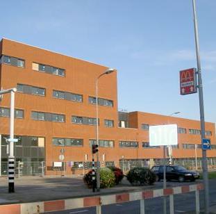 Schoeweg, Middelburg, 3.500 m2 offices