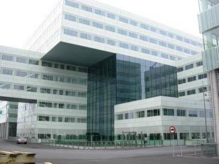 Mercurius & Minerva, 23.800 m2 offices, Amsterdam