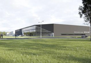 ECR Nederland BV Oirschot, 13.000 m2 warehouse and offices