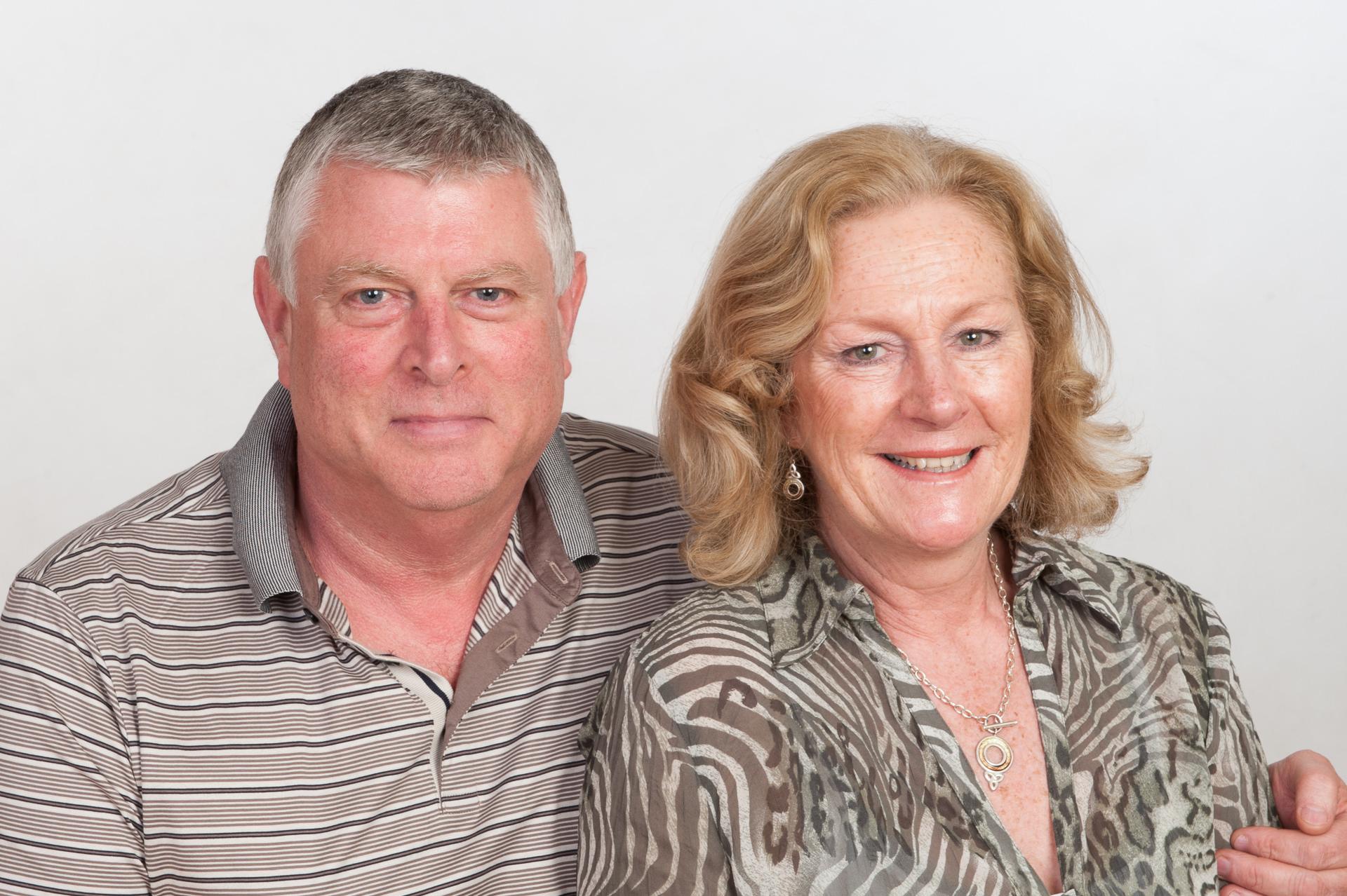 Linda & Ernest Pickering
