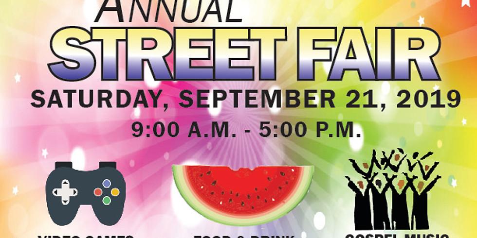 Annual Street Fair