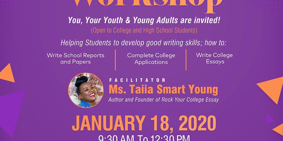Writing Skills Workshop