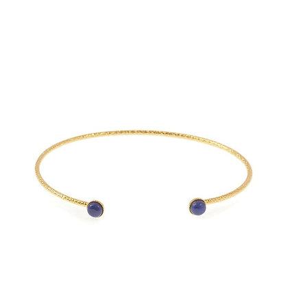 Diamantee Pastille Bracelet (Lapis)