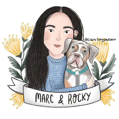 Marc and Rocky