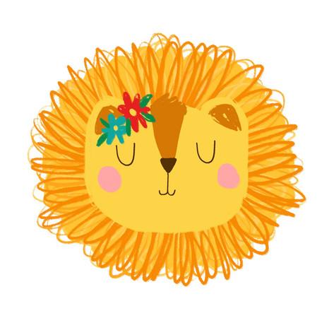 Sassy Lion