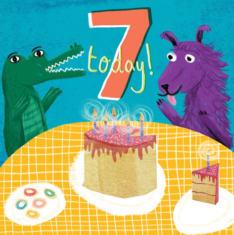 7 Today!