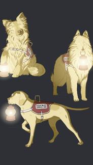 Nightmare Service Dogs