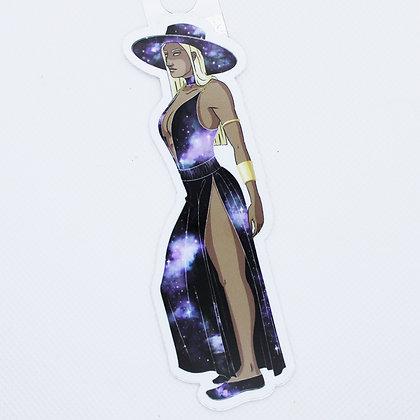 The Universe Sticker | Vinyl Sticker | Car Sticker | Waterbottle Sticker