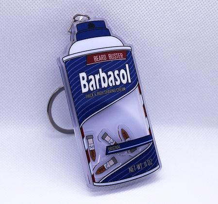 Barbasol Shaker Charm 2nds