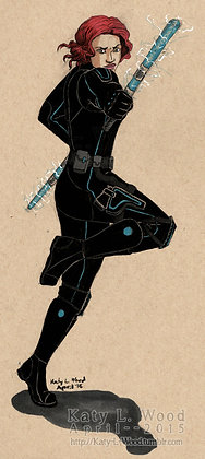 Black Widow Original